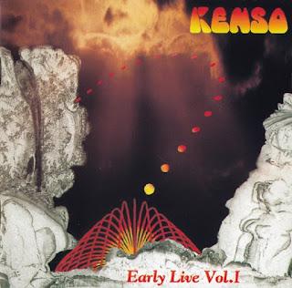 Kenso - 1994 - Sora Ni Hikaru - Early Live Vol. I