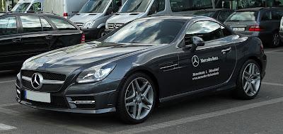Mercedes SLK Image