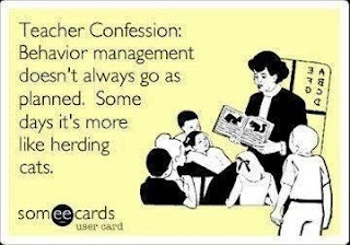 classroom management, classroom management meme, teacher confession, post it notes classroom, sticky notes classroom management, classroom organization, teacher organization, special education teacher organization, special education classroom management