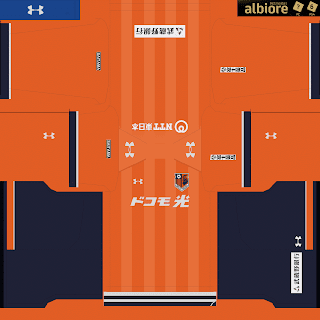 J.LEAGUE 2016 KITS - OMIYA ARDIJA