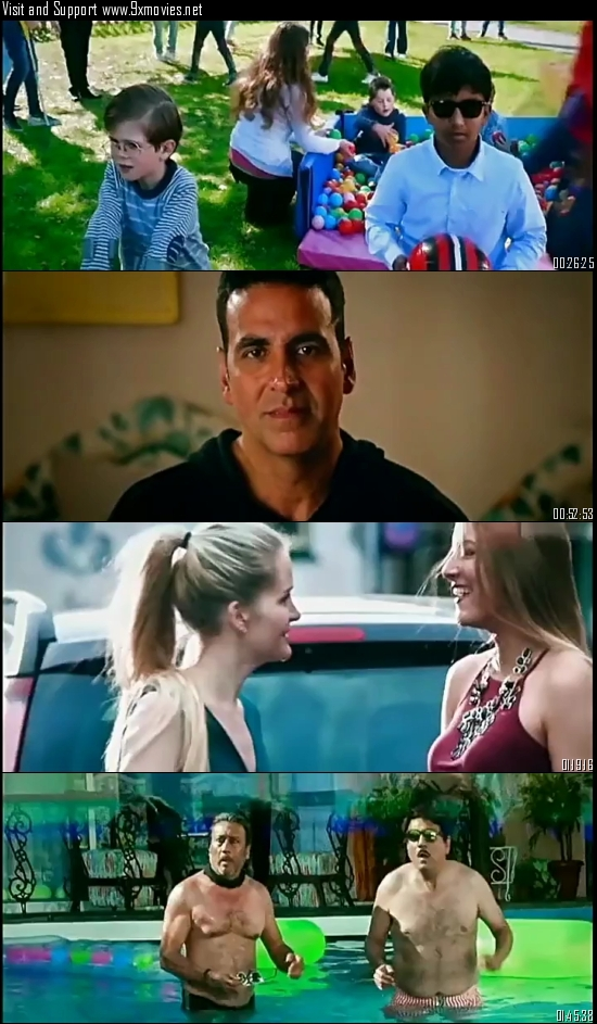 Housefull 3 2016 Hindi HQ DVDScr x264