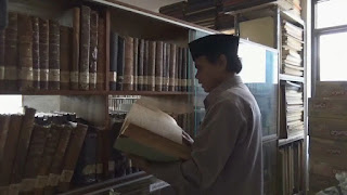 Perpustakaan PP Tebuireng Simpan Kitab Tulisan Tangan Pendiri NU