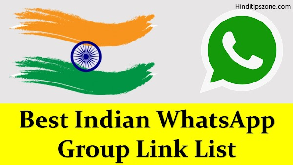 Best Indian WhatsApp Group Link List 2018 (*Active Groups*)