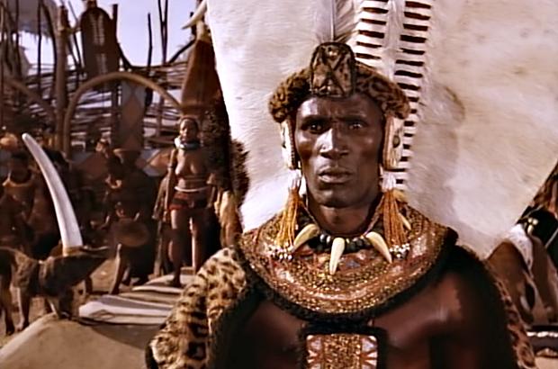 Shaka Zulu Film