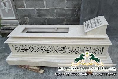 Makam Marmer Tulungagung | Harga Kijing Makam