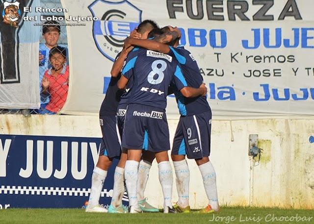 Con un golazo de Celiz, Gimnasia venció a Sportivo Belgrano