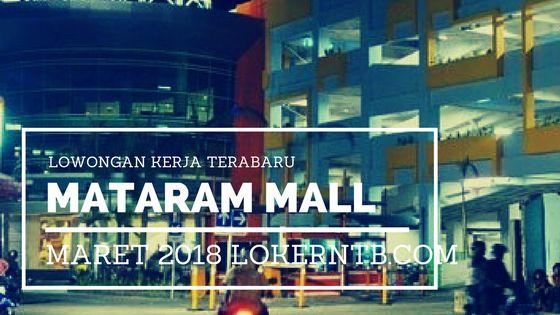 Lowongan Kerja Terbaru Optik Tunggal di Mataram Mall Maret 2018