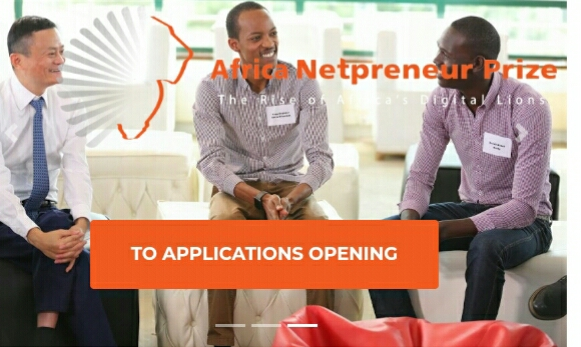 The Africa Netpreneur prize