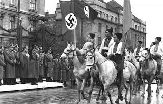 Лемберг - Львов на стороне нацистов