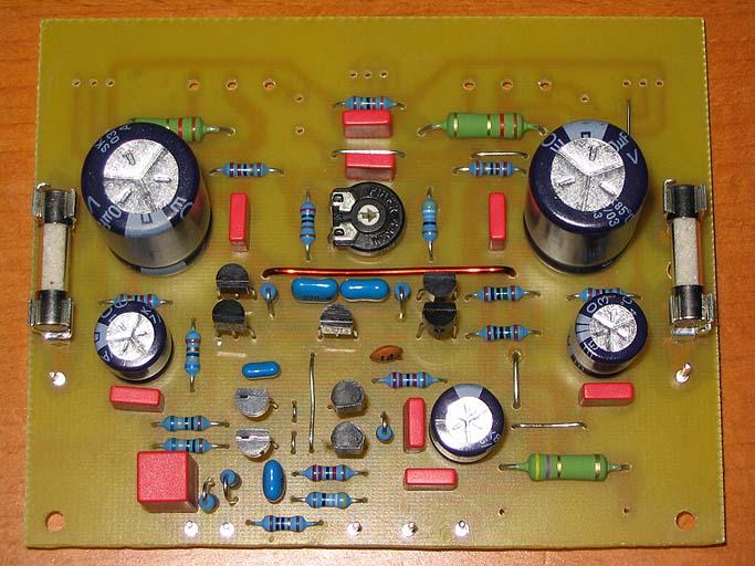 Ultralownoiseriaapreamp Audiocircuit Circuit Diagram Seekic
