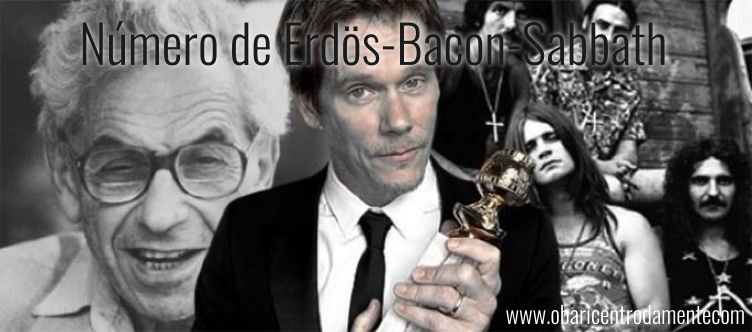 O número de Erdös-Bacon-Sabbath