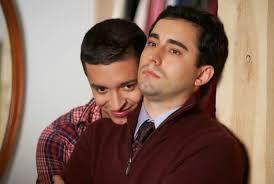 OH Dios mío, mi hijo es gay.