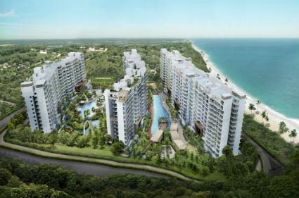Pasir Ris Park Condo Ripple Bay New Launch