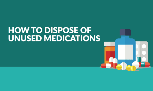 How To Dispose of Unused Medications