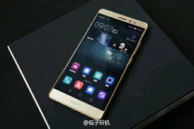 See what the new of Huawei Mate S