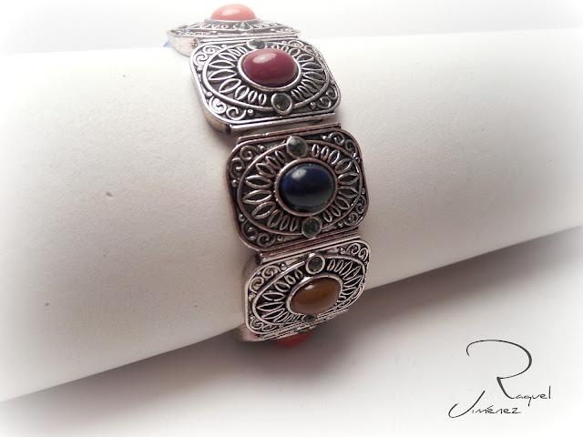 brazalete, pulsera, artesanía, bisutería