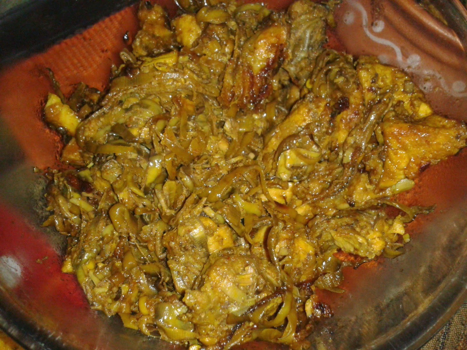 Kukura Mangsho Assamese