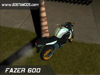 GTA SA - FAZER 600 2