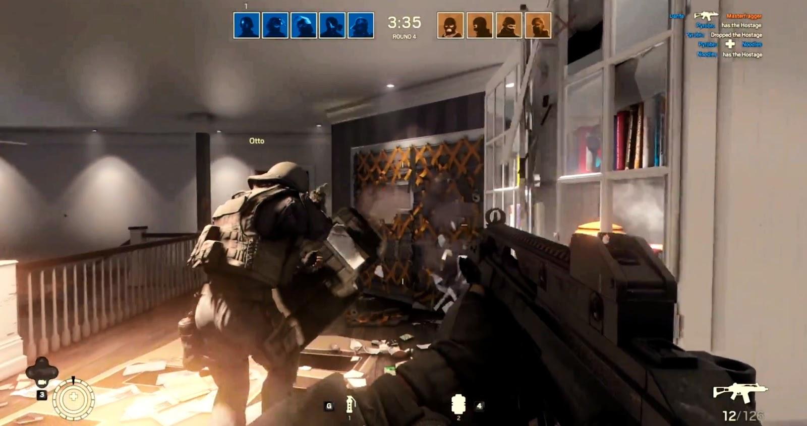 تحميل لعبة rainbow six siege للكمبيوتر برابط مباشر 100