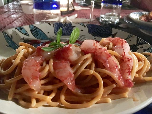Orèstorante + Oresteria by Ponza Fish {Where to Eat in Ponza}