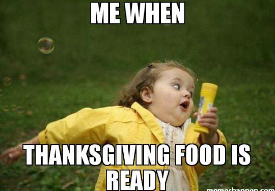 Happy Thanksgiving Memes Funny 2018