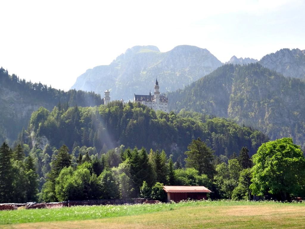 Maratona Romântica dos Castelos Reais na Alemanha