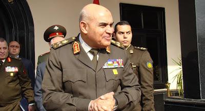 وزير الدفاع صدقي صبحي