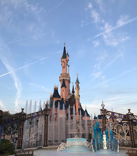 Disneyland Paris Magic Run Week End 2017