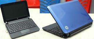 Jual Netbook Bekas HP Mini 110-3743TU