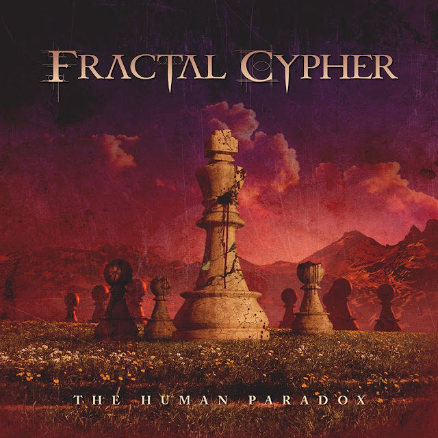 Fractal Cypher Debut Album, The Human Paradox, Fractal Cypher Debut Album The Human Paradox