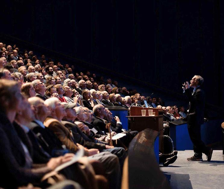 Conferência do prof. Richard S Lindzen acreditar que o CO2 controla o clima está muito perto de acreditar em magia