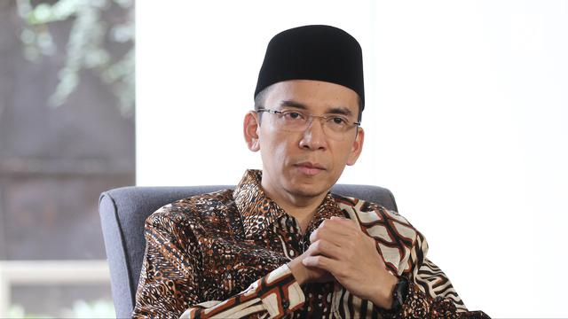Terus Dilanda Musibah, TGB Minta Doa Seluruh Umat Islam Indonesia