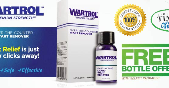 Wart Removal With Wartrol Wartrol