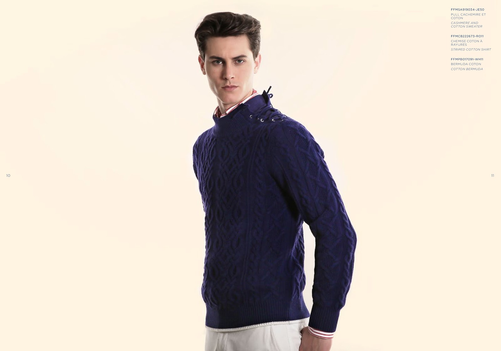 bd97df04d48d2 ... to dress up or down with a clever mash of the toned-down pristine and  the dressed-up refined. Enter the Façonnable Mens Cruise Collection for 2014 .
