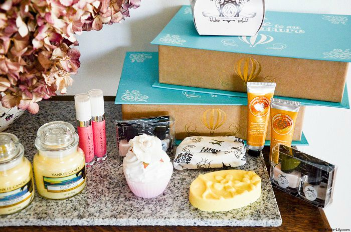 How to Create a Personalised Beauty Box for your Bridesmaids