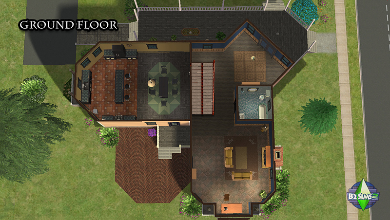 Ground Floor (TS2)