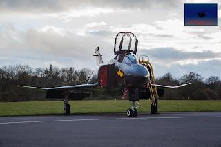 RAF McDonnell Douglas Phantom FGR.1 Black Mike Cosford