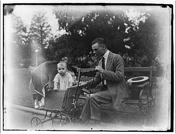 Theodor Horydczak and family. 1920-ca.