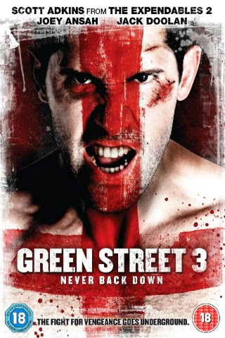 Green Street 3 [2013] [DVD FULL] [NTSC] [Subtitulado]