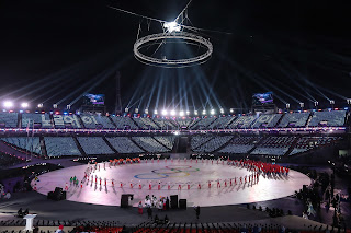 PyeongChang 2018 - Cérémonie d'ouverture - ©Laurent Salino / Agence Zoom