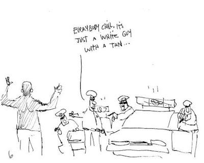 Cartoon by Mike Luckovich, September 2016
