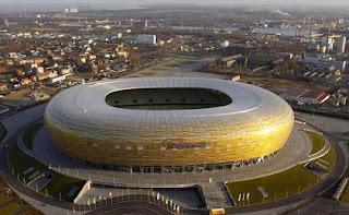 Gdansk: Estadio Municipal