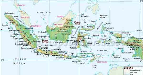 Gambar peta indonesia lengkap dengan skala dan legenda. Peta Unsur Unsur Peta Jenis Jenis Peta Dan Fungsinya Juragan Les