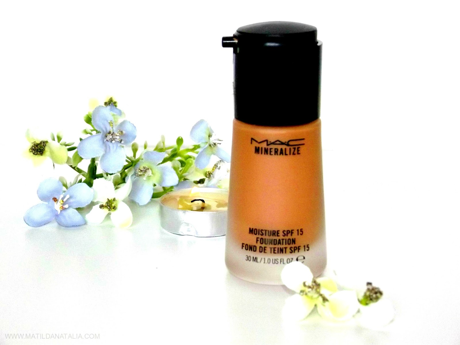Base Mineralize Moisture MAC I Resenha
