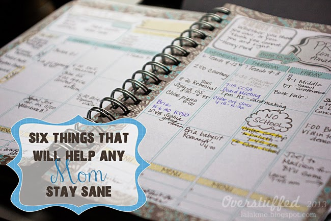 Moms are stressed, and doing these simple things will help them to get rid of the overwhelm and find joy in raising their families.
