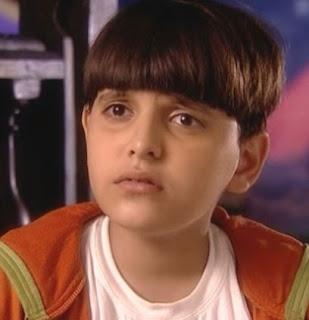 Shyam Sharma Pemeran Bharat - Anak Aniket dan Sindoora