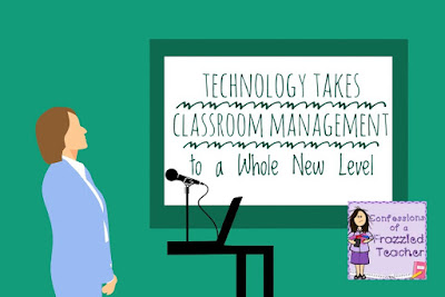 Technology Takes Classroom Management to a Whole New Level