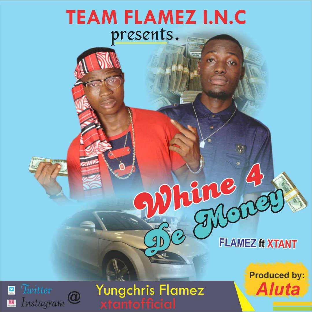 Flamez ft mr xtant whine for de money