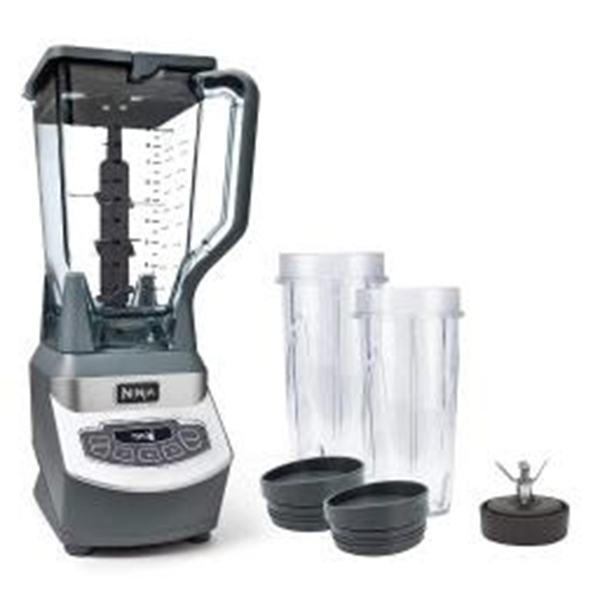 Ninja Professional Countertop Blender with1100W Base, 72oz Pitcher & 16oz Cups now only $84.15 (was $119.99) with Free Shipping.