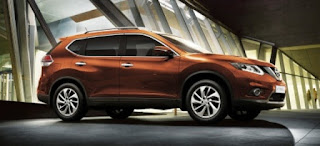 Kredit Nissan X Trail November 2017